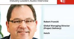 Industry Leaders Audio Interview: Robert Francki