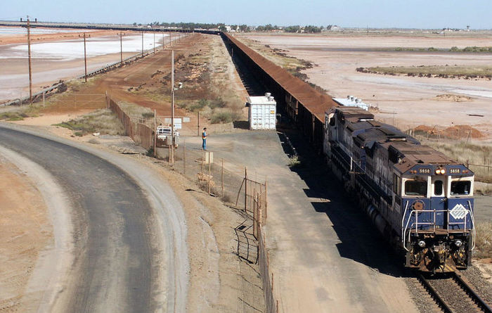 BHP not taking robo-train route