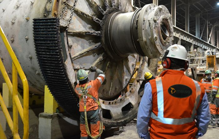 Metso helps Codelco reduce downtime