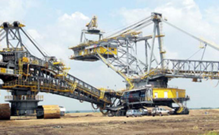 ABB delivers complete electrical equipment for largest bucket wheel excavator in China