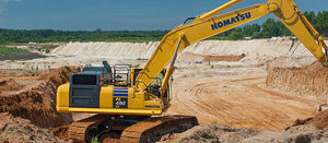 Komatsu selects Texas for newest facility
