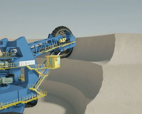 thyssenkrupp supplies continuous mining system to Mae Moh mine