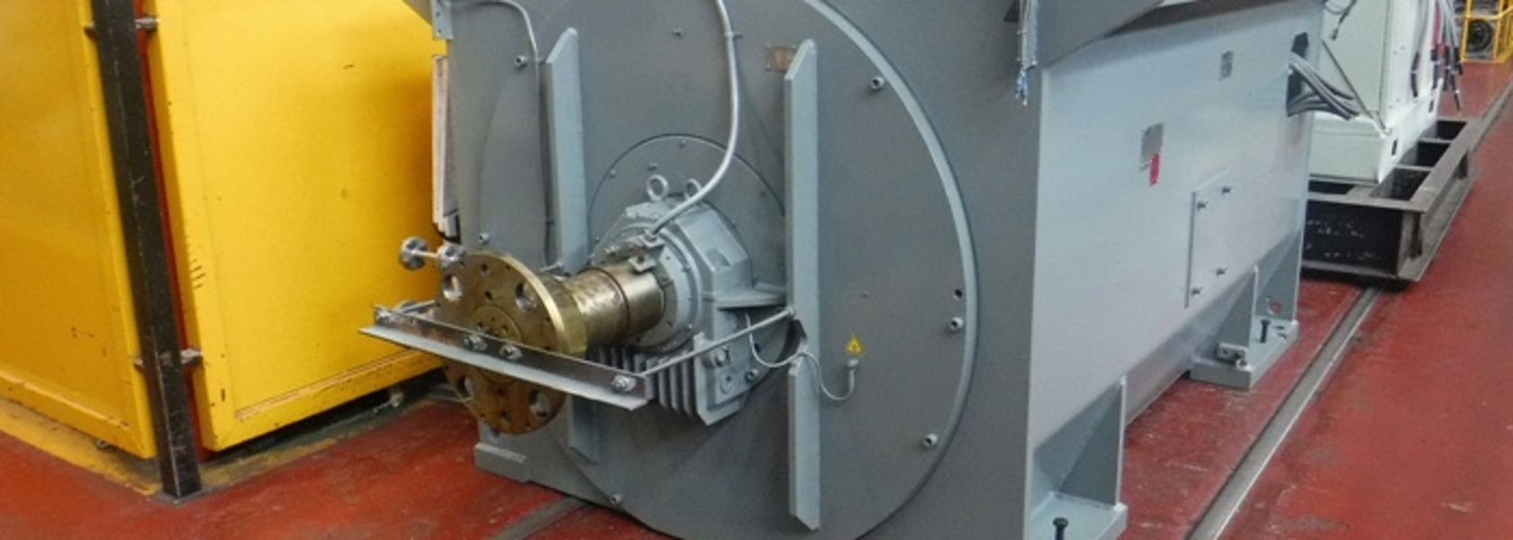 New motor for Zambian copper mine