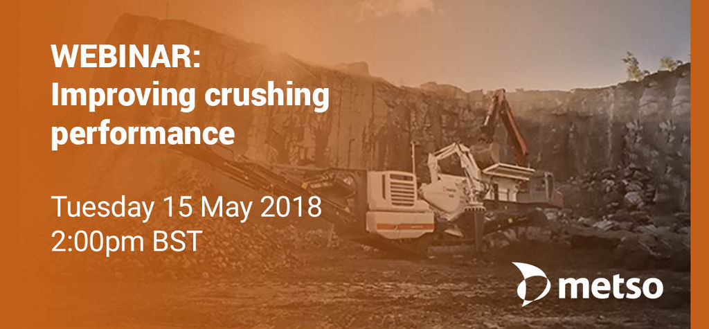 WEBINAR - Improving Crushing Performance through Ore-specific Wear Part Design