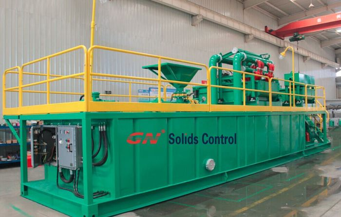 UK dealership for GN Solids Control