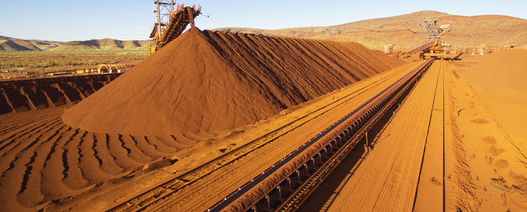 First shipment of FMG West Pilbara Fines heads for China
