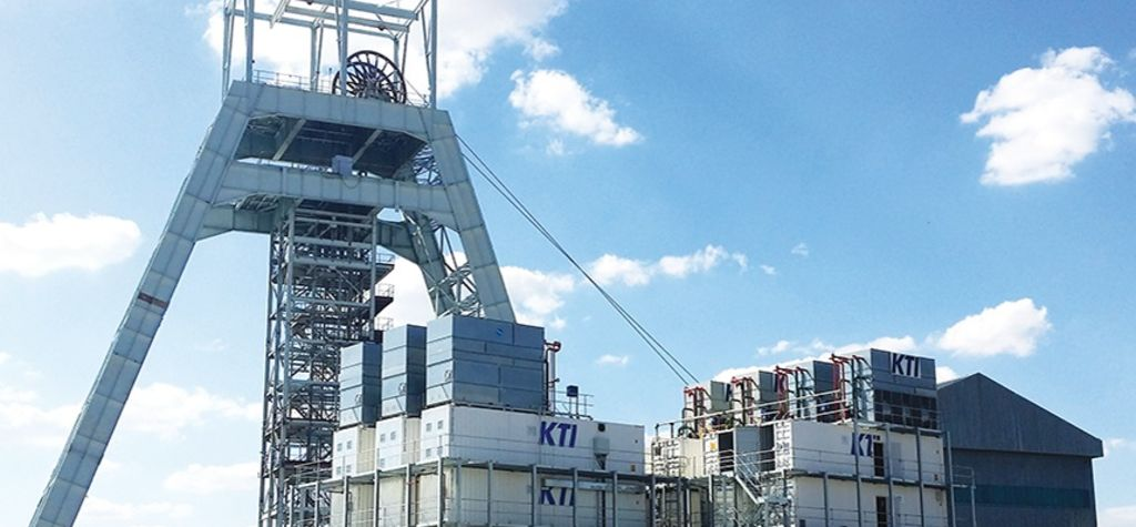 KTI: The coolest way to mine