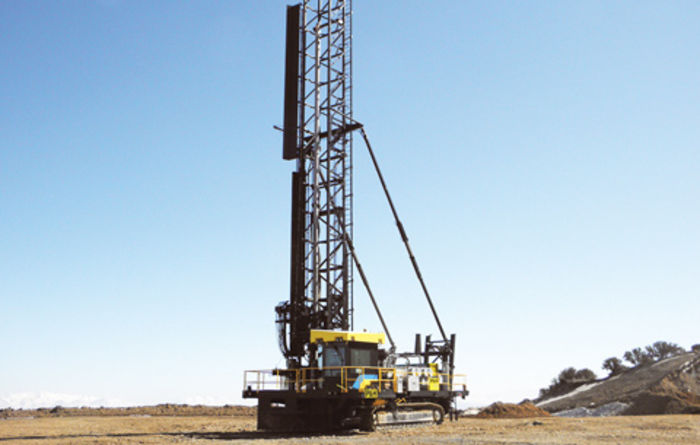 Joy expands hard-rock drill range
