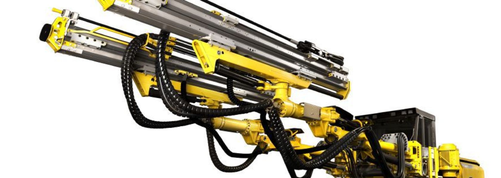 Atlas Copco launches reloaded face drilling rig