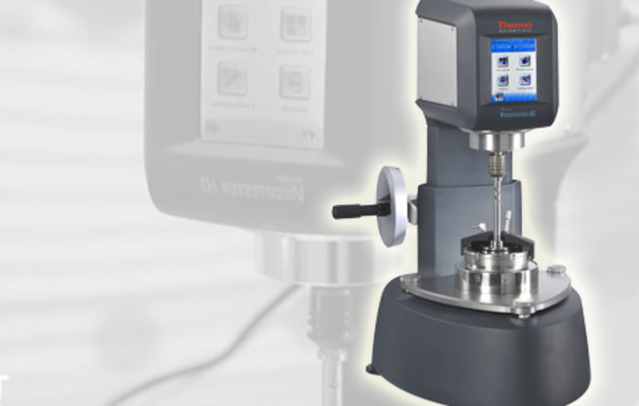 Thermo Scientifics new intelligent rheometer