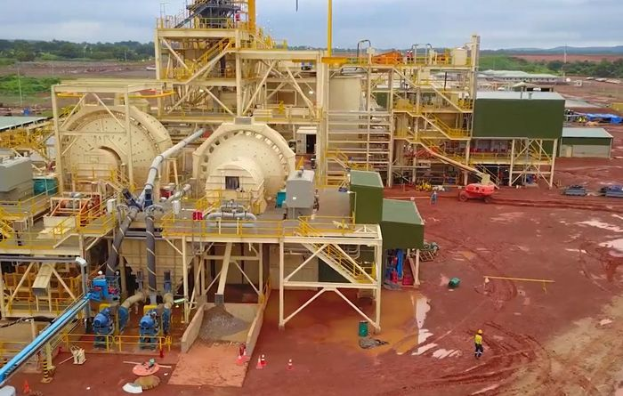 Teranga's second mine goes commercial