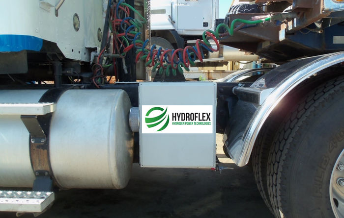 Hydroflex to launch fuel-saving system