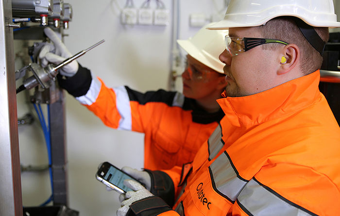 New Outotec digital tool for equipment inspections