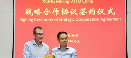 Rolls-Royce, XCMG pair up for China
