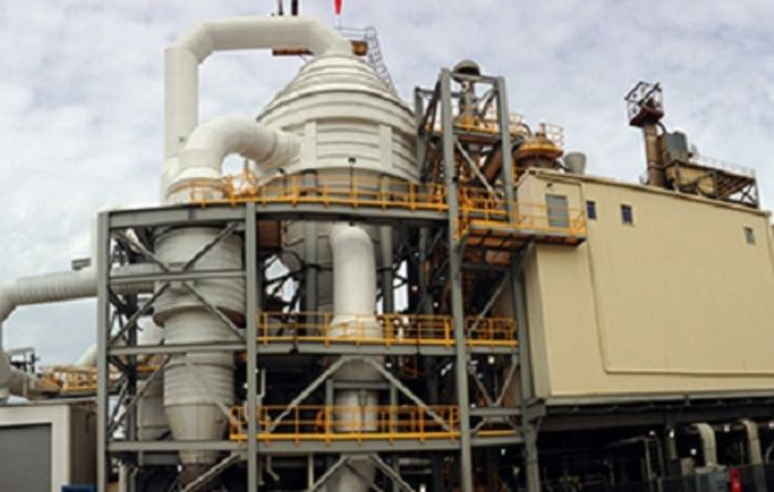 Veolia HPD crystalliser for new lithium plant