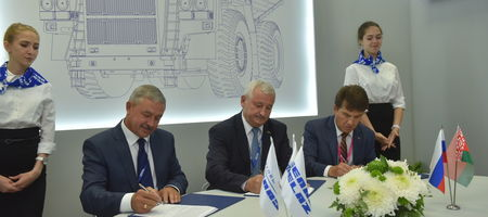 Intelligent mine system with Belaz trucks to pilot next year