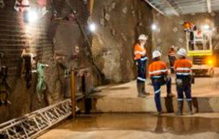 Rio Tinto extends Argyle underground