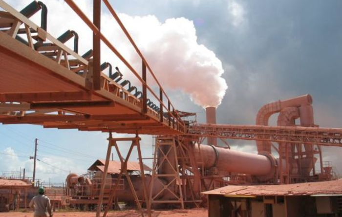 Rusal begins bauxite export shipments from Dian-Dian