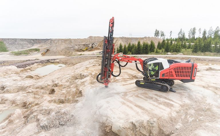 New Ranger DXi series from Sandvik