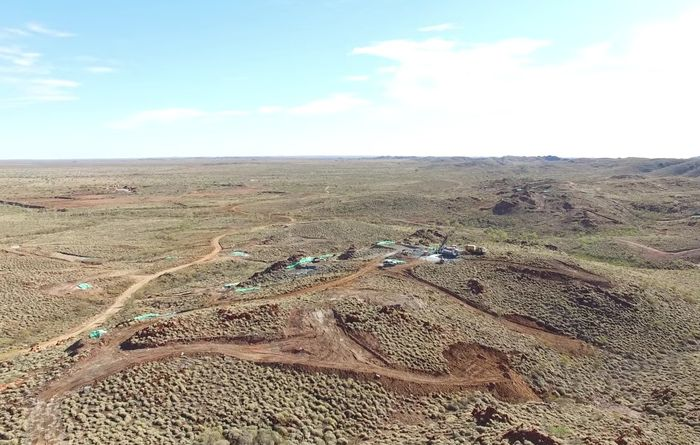 RCR works on Pilgangoora EPC