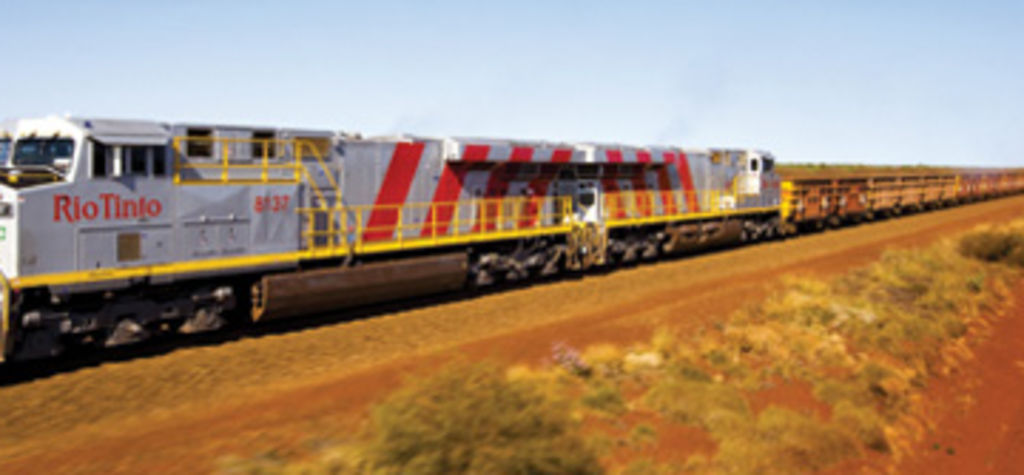 Rio Tinto pushes technology boundaries