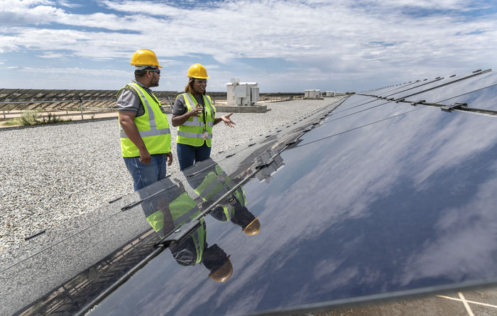 Mining's increasing use of microgrids