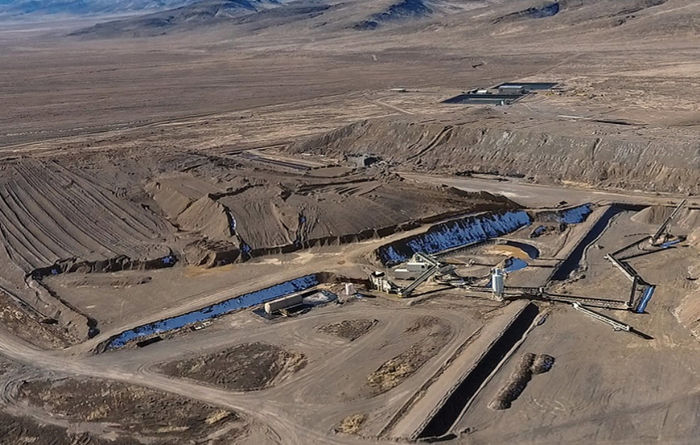 Relief Canyon pours first gold