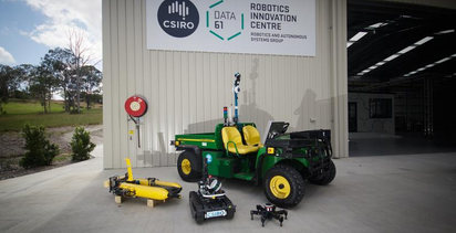Data61 launches robotics, automation research centre