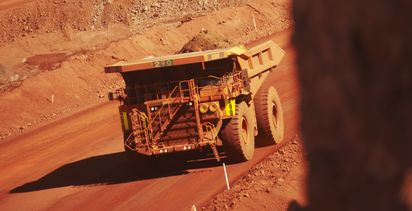 Autonomous trucks for BHP's Newman East
