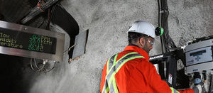 Vigilante AQS - Enabling underground mine air quality monitoring station