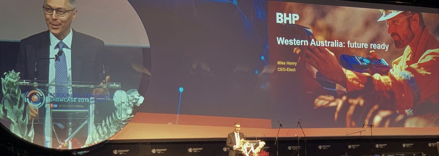 Miners need tech agility to remain competitive, says BHP's next CEO