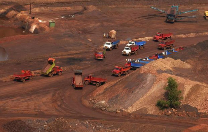 Vedanta exports first iron-ore following resumption