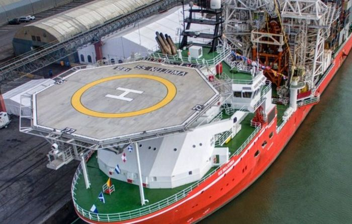 Debmarine Namibia invests in custom diamond vessel