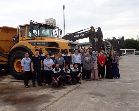 Terex Trucks appoints Malaysia dealer