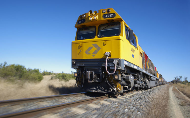 Aurizon announces agreement with Syntech