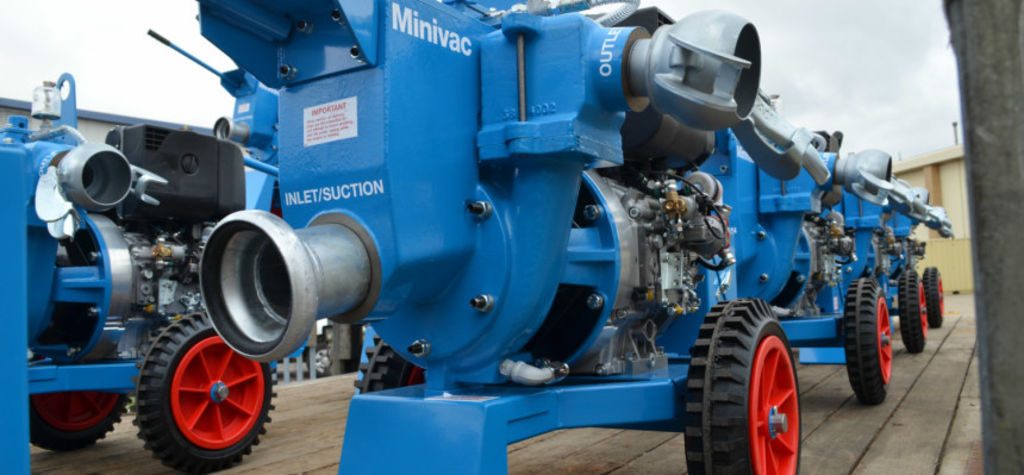 Sykes invests in lighter pumps