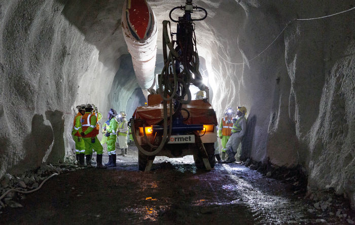 Reshaping underground project delivery