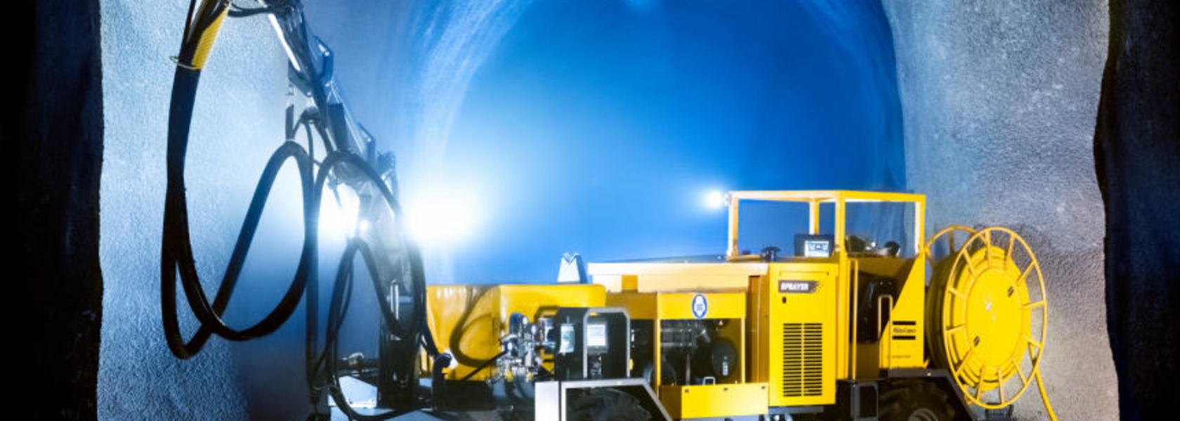 Atlas Copco claims accurate spraying with less waste