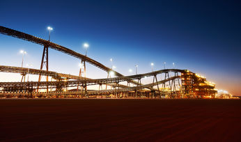 BHP's Jimblebar briefly suspended