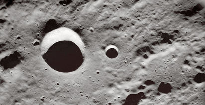 Precious metals may lie beneath Moon's surface