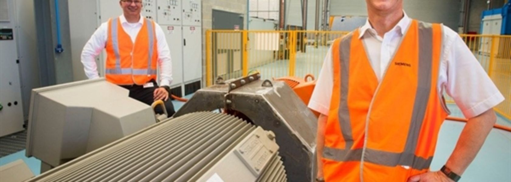 Siemens Service Centre open for business