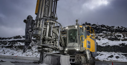 Norrbottens Bergteknik taking in next-gen Epiroc SmartROC D65 rigs