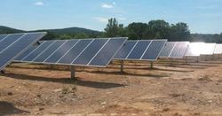 Solar hybrid plant for Barrick's Loulo