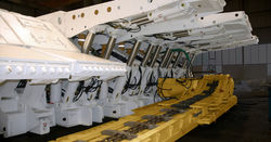 Cat LTCC face conveyor for Majialiang mine