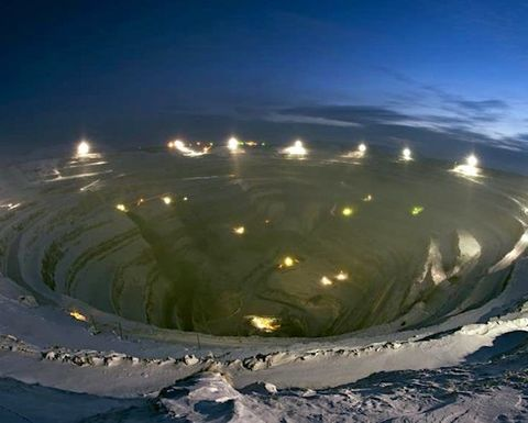 Alrosa implements efficiency project at Aikhal