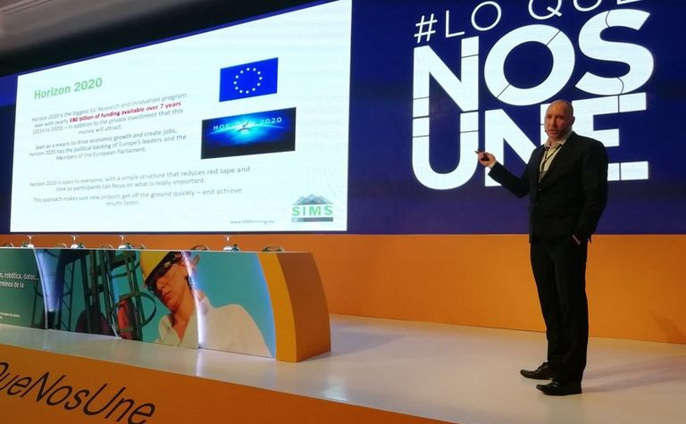 EU mining innovation project showcased in Colombia