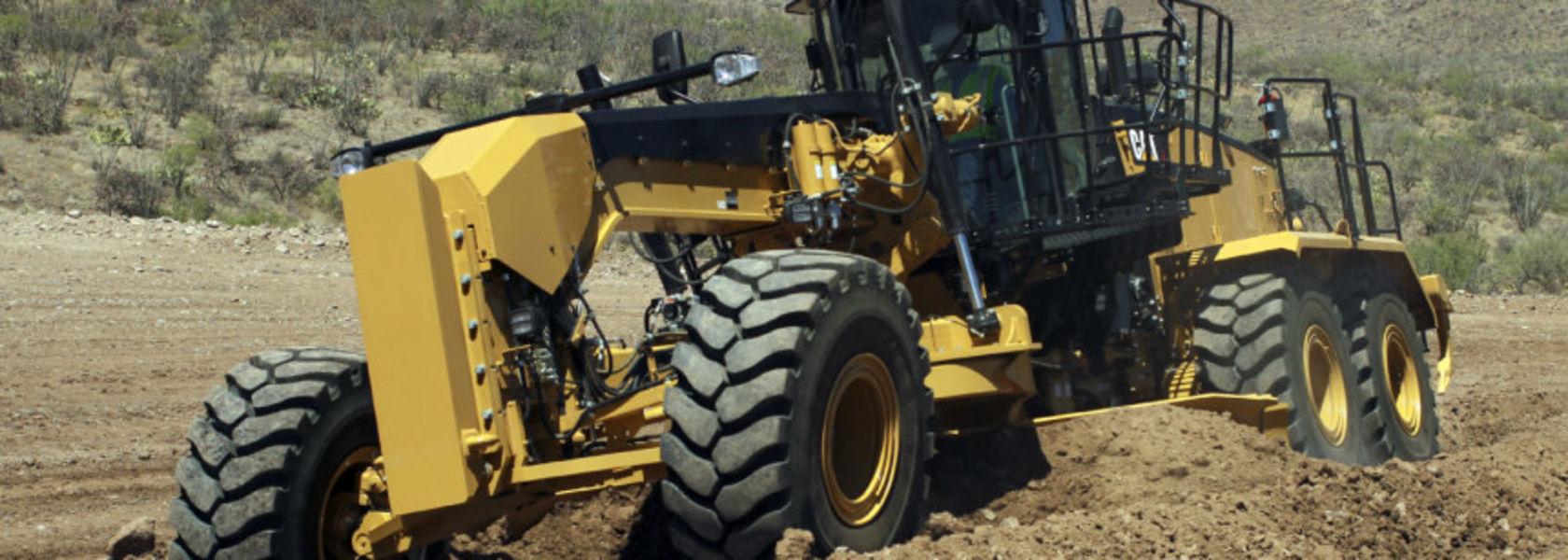 Caterpillar releases motor grader - Mining Magazine