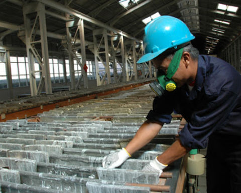 Indonesian miners focus on smelters