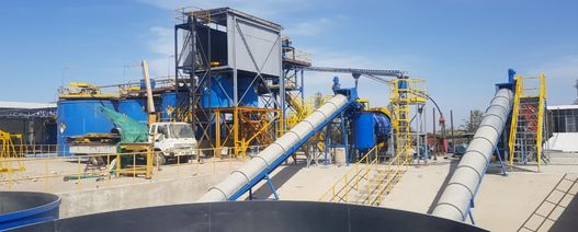 Commissioning nearing for Titan's Vista plant