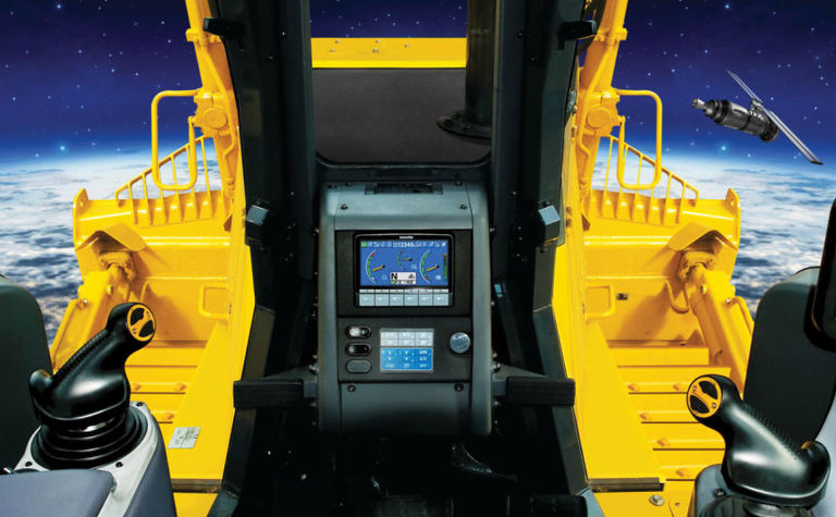 Komatsu boosts remote-monitoring telematics